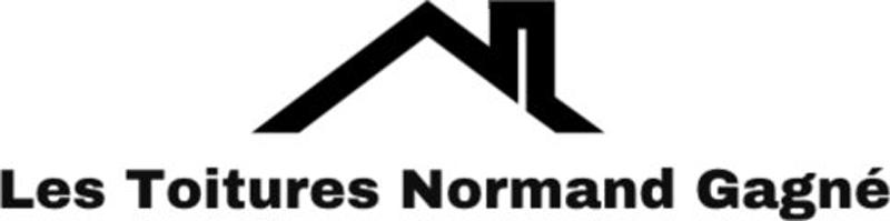 """Logo de l'entreprise """"Les Toitures Normand Gagné"""""""